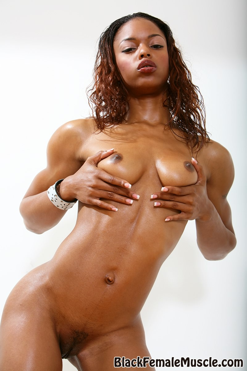 nude hot fitness girl