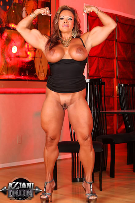 Very Hairy Muscle Woman Porn Videos at